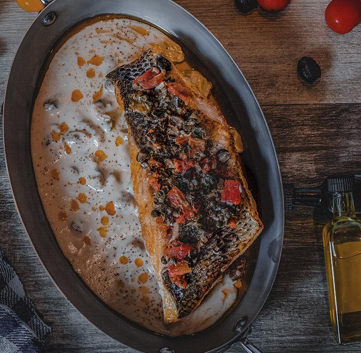 nicoletta menu home